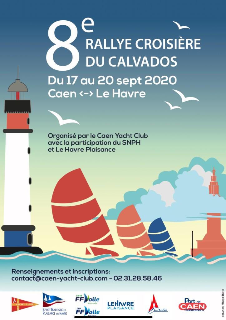 Le rallye croisière du Calvados