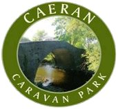 Caeran Caravan Park North Wales Logo
