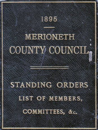 Merioneth County Council