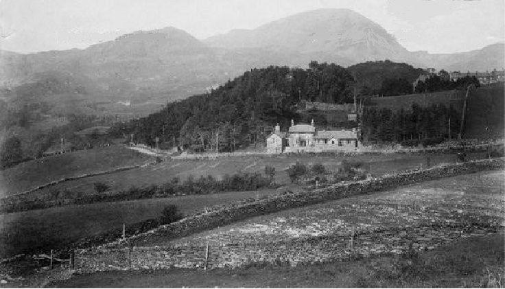 Bryn Llewelyn Cottage 1901