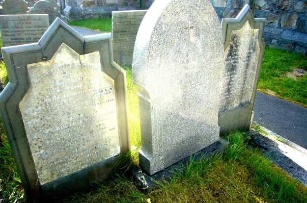 Davies Family Plot - St Michael's Churchyard