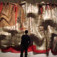 El Anatsui: 'On Their Fateful Journey to Nowhere'