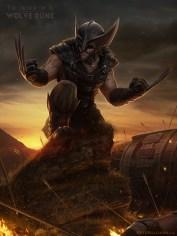 Wolve'rune – Loghand