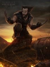 Wolve'rune (No Helmet)