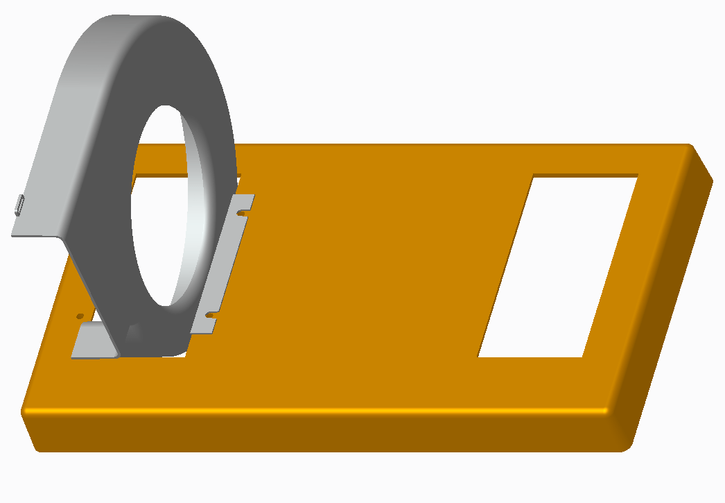 Assembly of Air Cooler using top down design