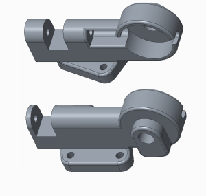 Mirroring parts in PTC Creo