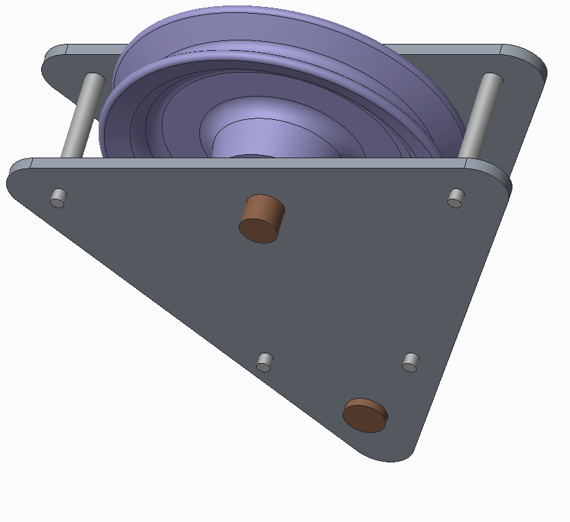 Placement skeleton and Implementing Top-Down design approach to an existing assembly