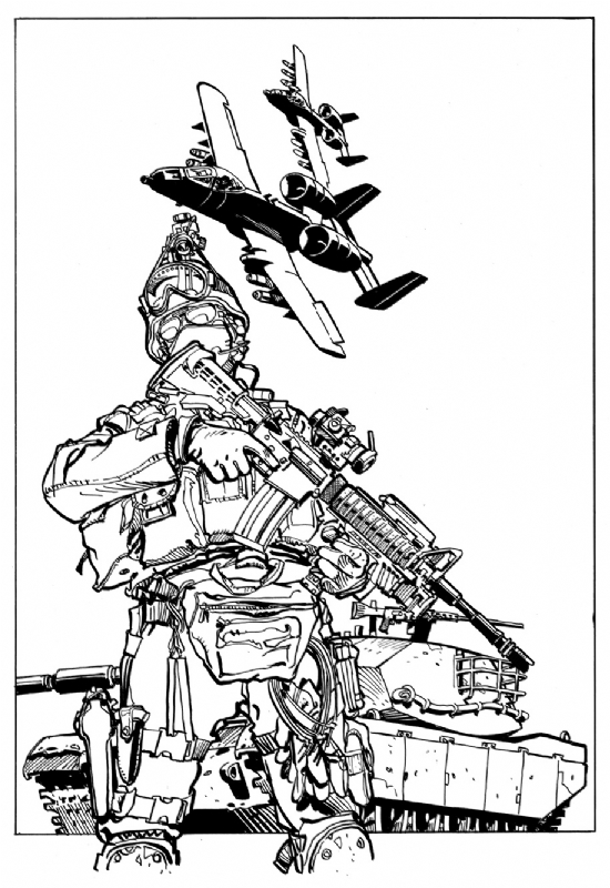 Call of Duty: Modern Warfare 2, in Daniel McIntosh's Con