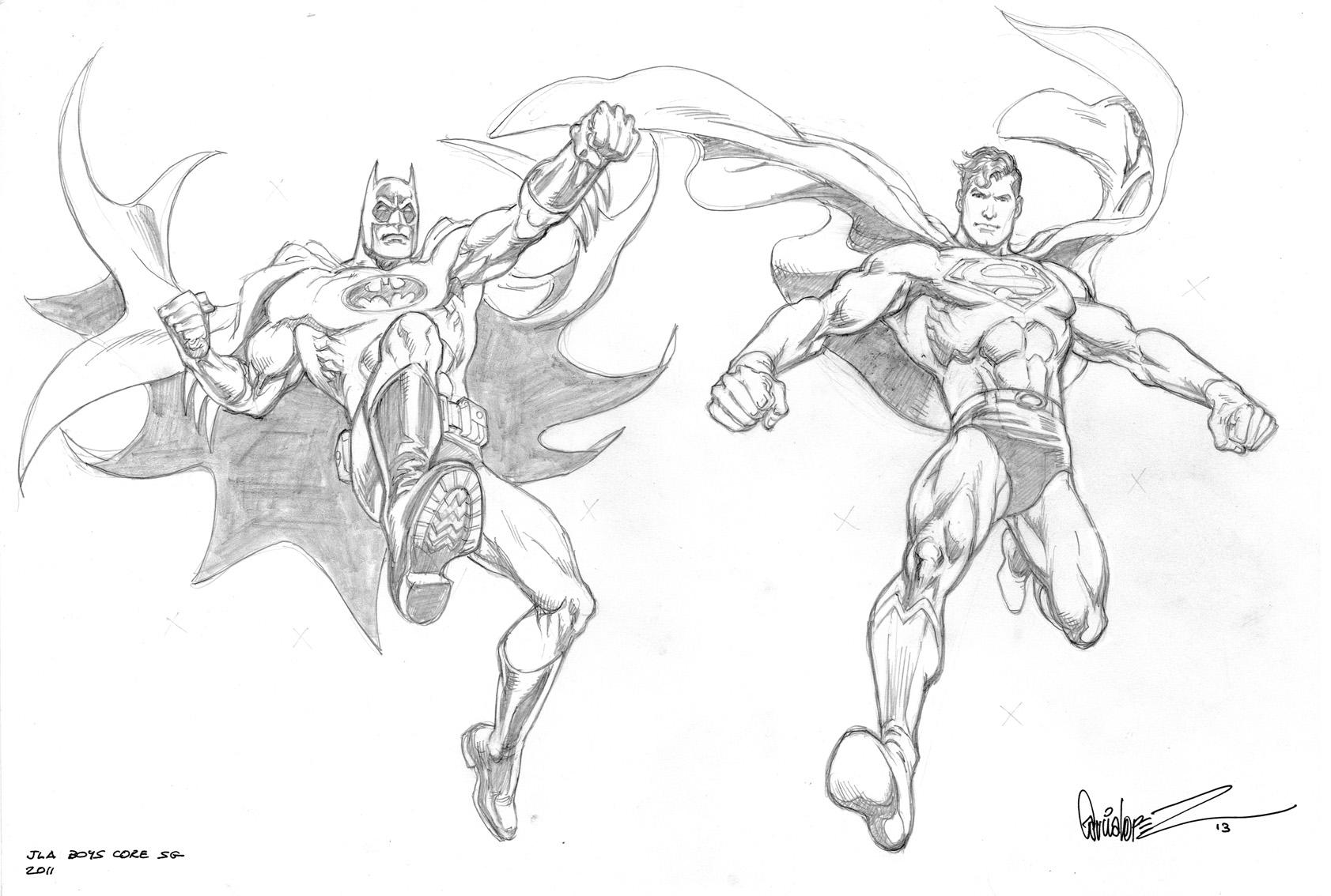 Wonder Woman by Jose Luis Garcia Lopez other super heroes