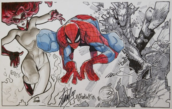 Spider-Man and His Amazing Friends Firestar
