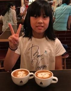 CAFE CUPOLA mejiro 7_やったね★