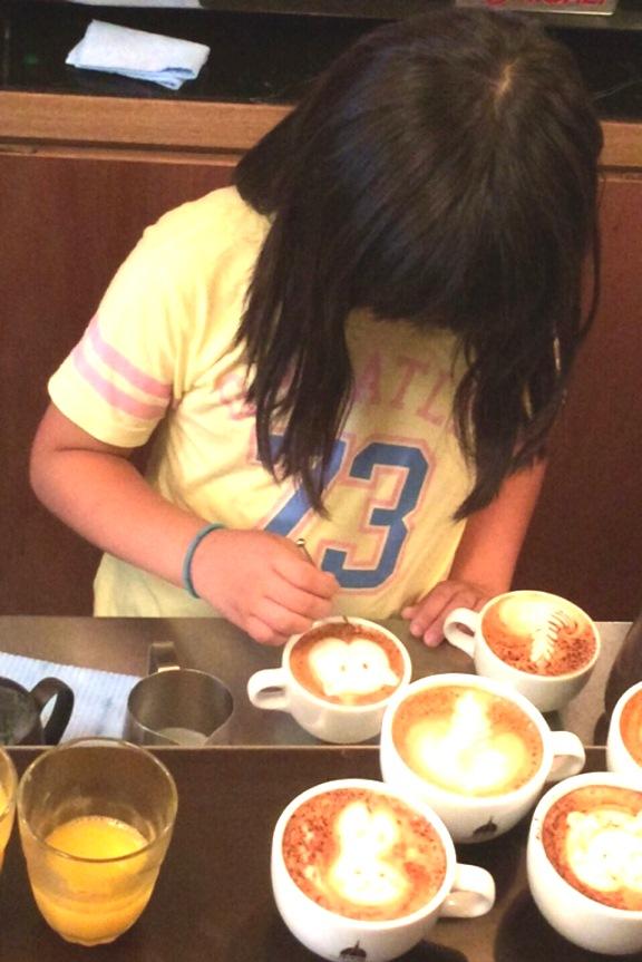 CAFE CUPOLA mejiro 4_いざ!
