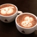 CAFE CUPOLA mejiro ラテアート講習会