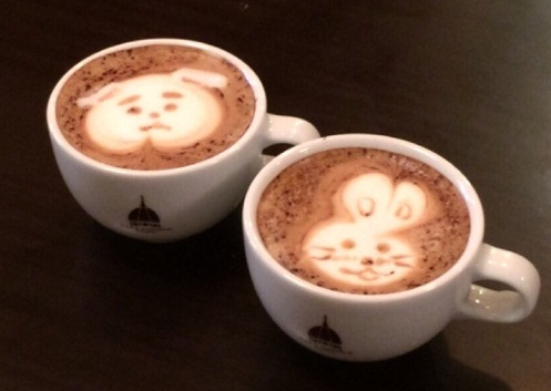 CAFE CUPOLA mejiro 6_上手!!!