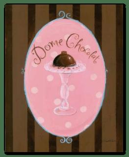 Dome Chocolate By Jennifer Sosik