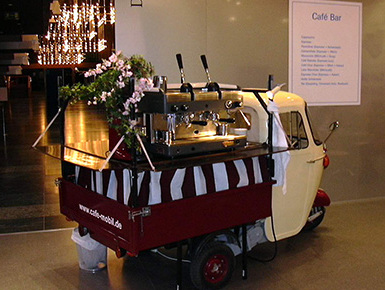 Cafe Mobil Mieten Hannover