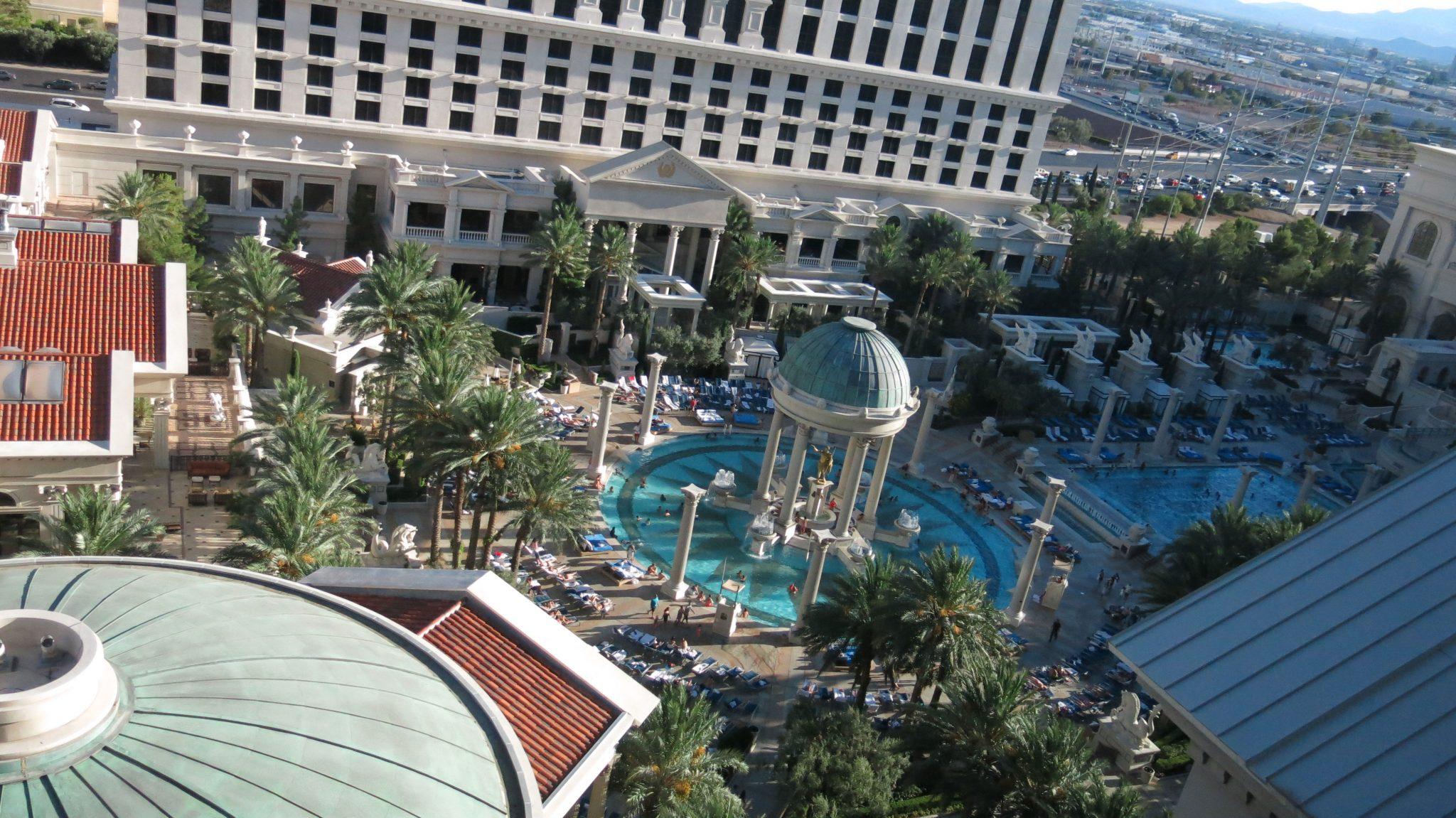 Lhbergement  Las Vegas  les htels casinos  Caf Powell
