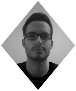 Visages du livres, Mathieu, graphiste