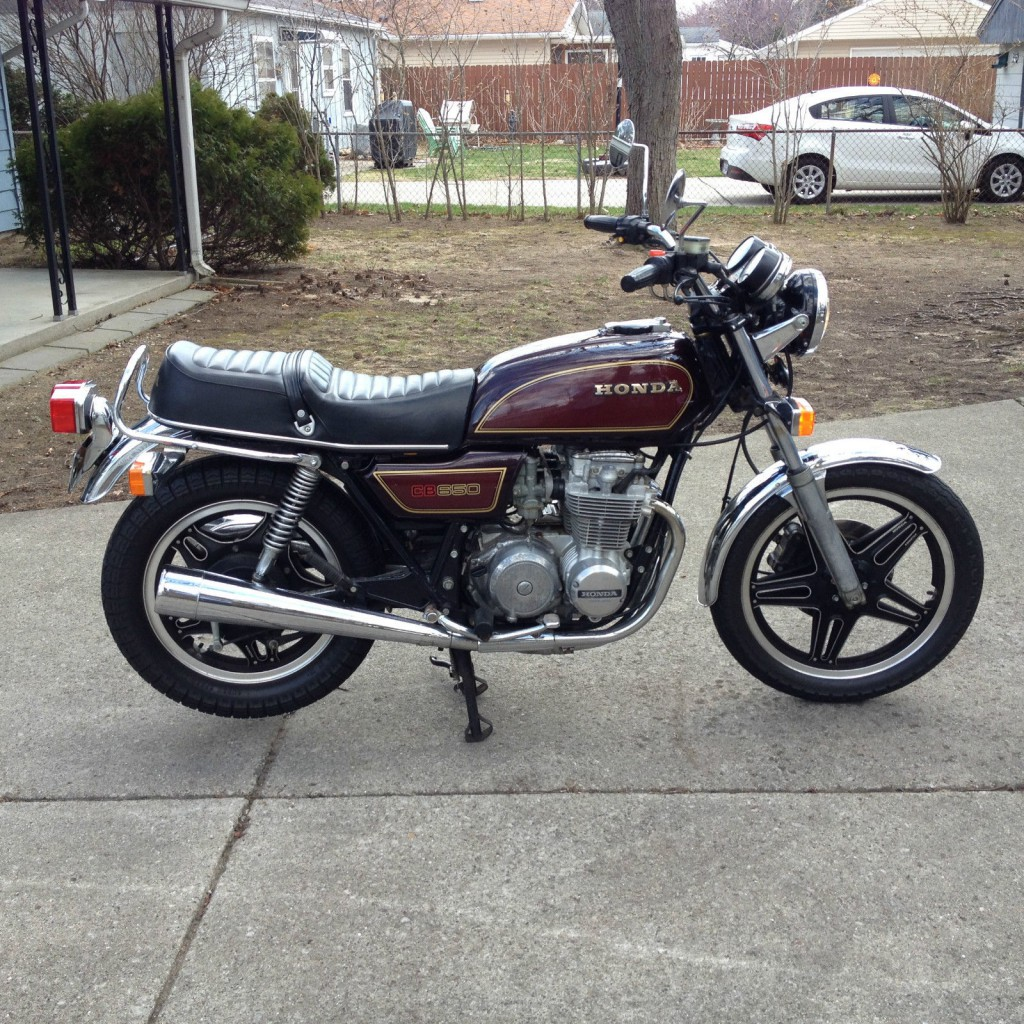 hight resolution of cx 500 turbo 1980 honda 650 motorcycle 1979 honda cb650 very clean cafe racer for sale