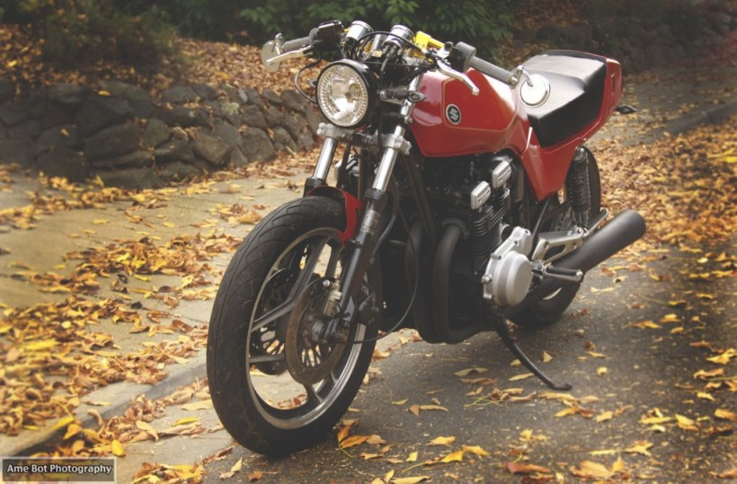 Suzuki Gs1100e Cafe Racer | Amatmotor co