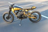 Yamaha Virago 250 Exhaust Pipes - Acpfoto