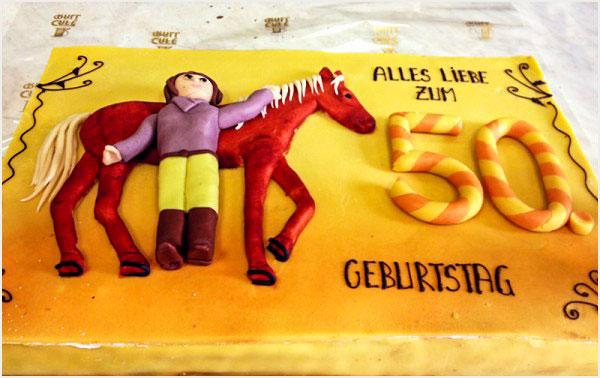 Geburtstagstorten versen den Tag  Cafe Rall in Viernheim