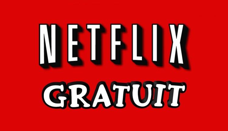 Comment avoir un mois gratuit sur Netflix