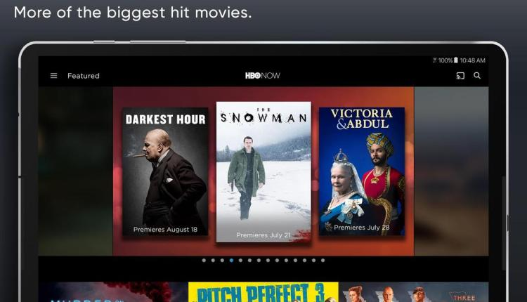 HBO NOW Android