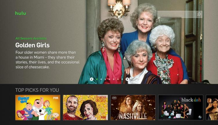Hulu TV Android