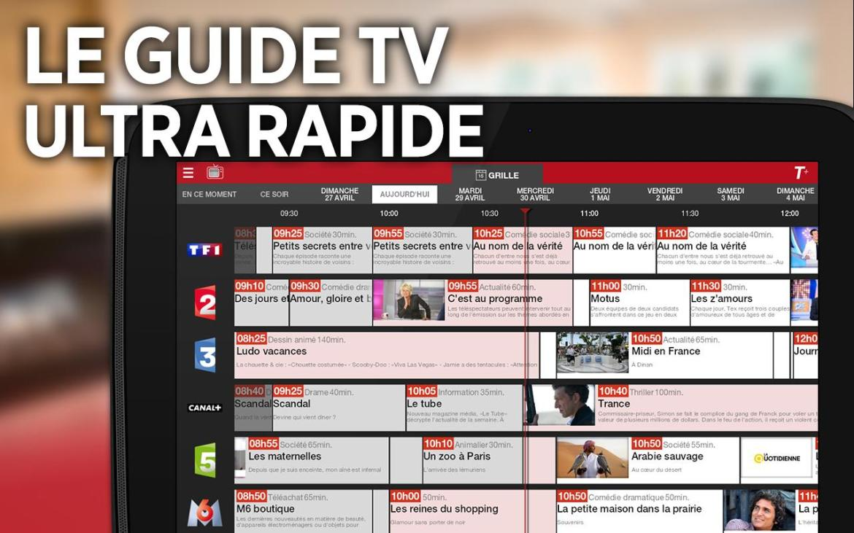 Programme TV Télé Star Android