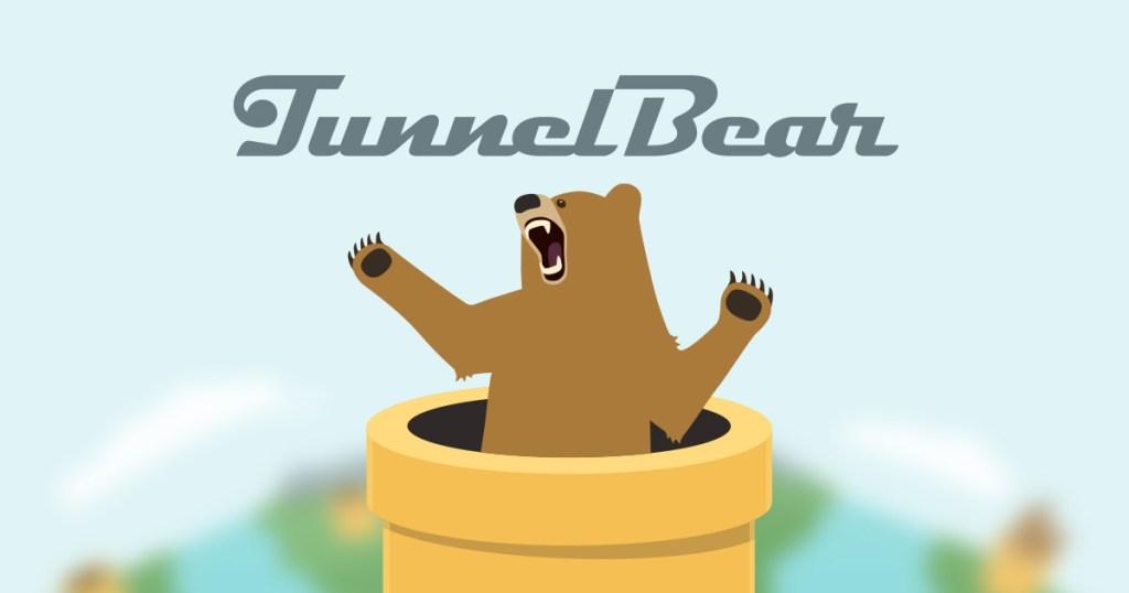 VPN Gratuit Tunnel Bear