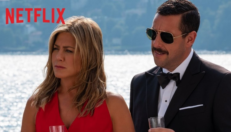 Murder Mystery - le nouveau Film Netflix