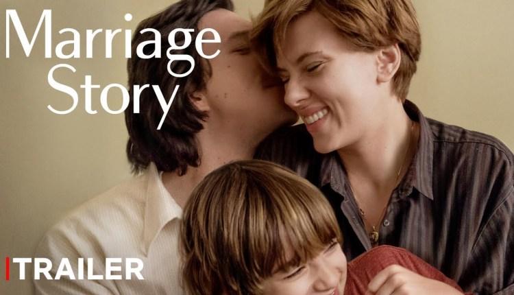 Marriage Story Film Netflix