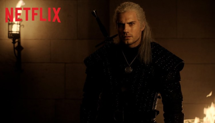 THE WITCHER Saison 1 Série Netflix