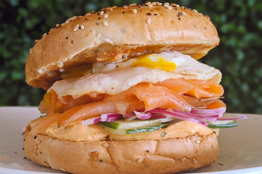 Salmon Sandwich Win 2020