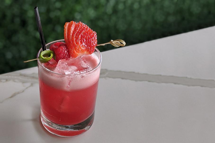 Strawberry_Drink