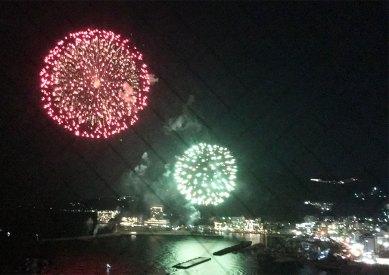 熱海の花火大会