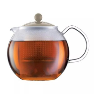 Bodum Assam Tea Press Beige 1L