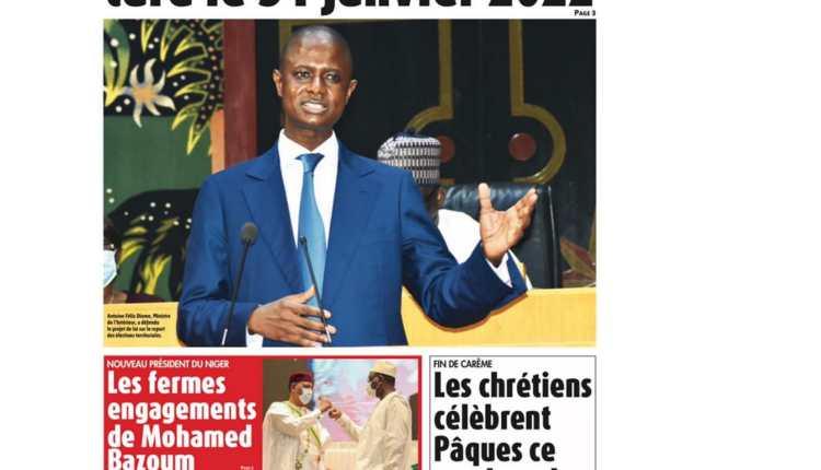 Revue de Presse du Samedi 03 Avril 2021-04