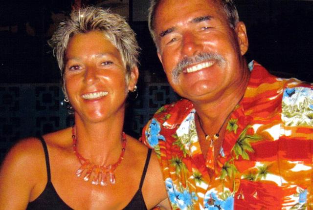Thomas and Jackie Hawkes - Killed