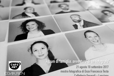 Album di famiglia, avventura di un fotografo