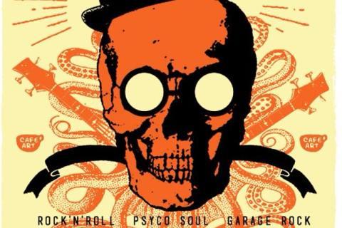 Mick DelGrosso Rock'n'Roll – Psyco Soul – Garage Rock
