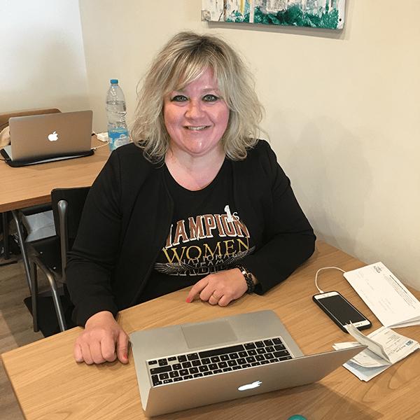 Rencontrez nos coworkers, Claudia Broutin