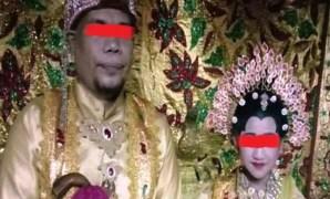 pernikahan beda usia di Pinrang