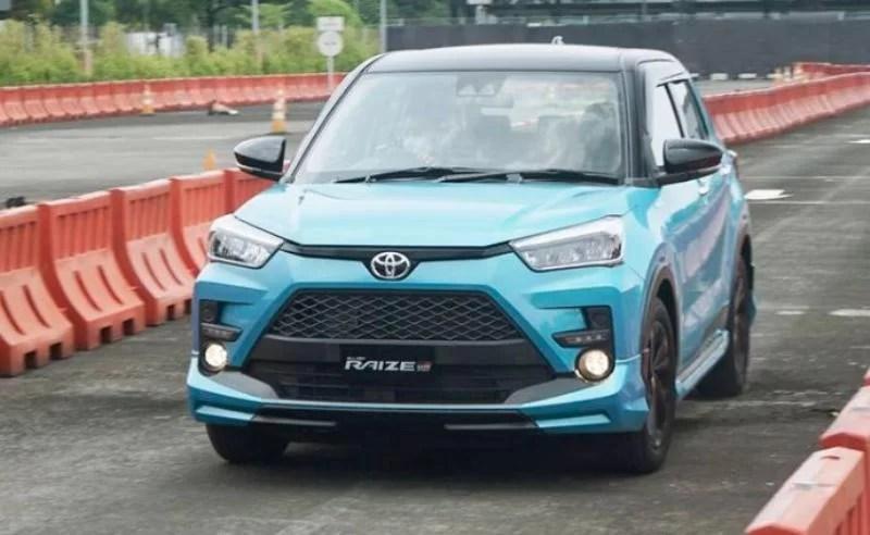 Harga Toyota Raize 2021