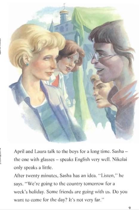 Novel Bahasa Inggris untuk Pemula