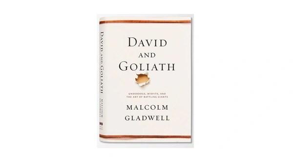 [Sách hay] David & Goliath: Cuộc đối đầu kinh điển và nghệ