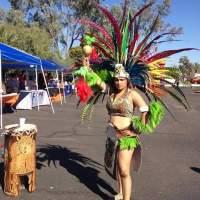 A little bit about Azteca Danza