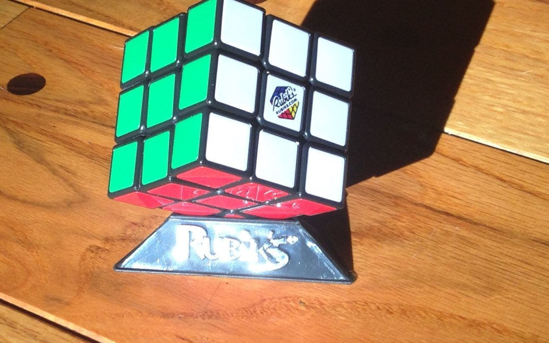 Bargains with God: How Solving the Rubik's Cube in Just 30 Years Made Me Invincible