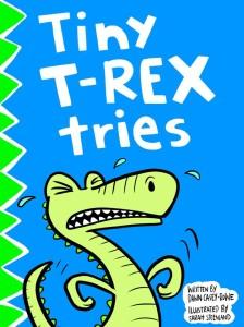 Tiny T-Rex Tries